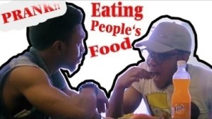 Video: Zfancy Tv Comedy - Eating People